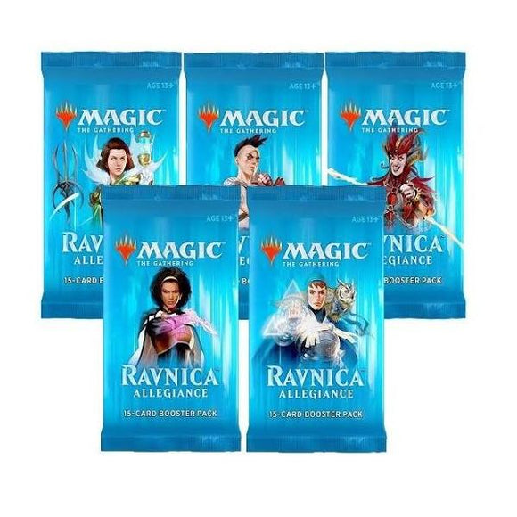 Magic the Gathering - Ravica Allegiance Booster Pack