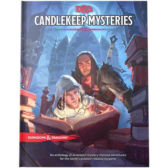 *Pre-order* Dungeons & Dragons - Candlekeep Mysteries (16th March)