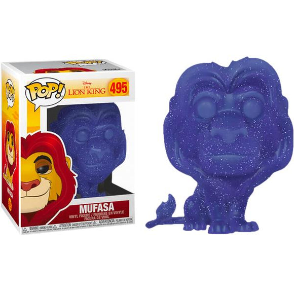 Lion King - Spirit Mufasa US Exclusive Pop! Vinyl
