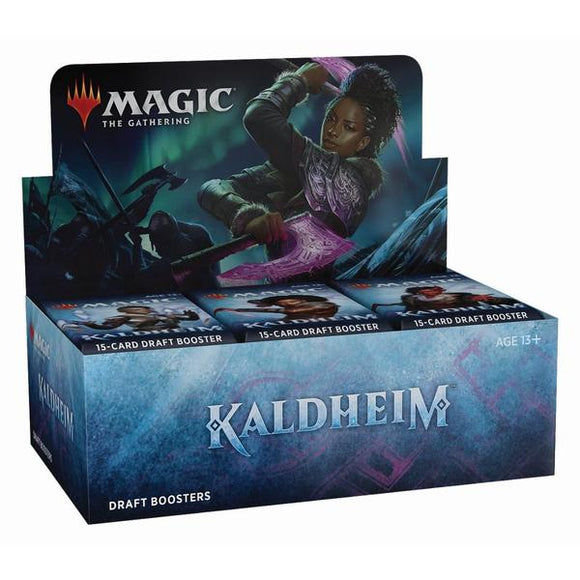 *Pre-order* Magic the Gathering - Kaldheim Draft Booster (February)