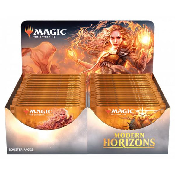 Magic the Gathering - Sealed Modern Horizons - Booster Display