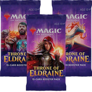 Magic the Gathering - Throne Of Eldraine Booster Pack