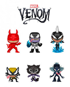 Venom - Venomized Pop! Vinyl Bundle