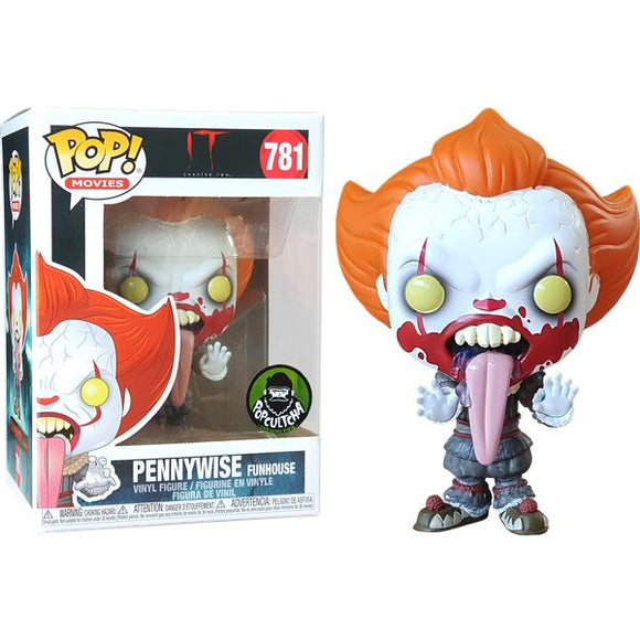 It: Chapter Two - Bloody Pennywise Funhouse Pop! Vinyl
