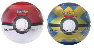 Pokemon Poke Ball Tin Series 1
