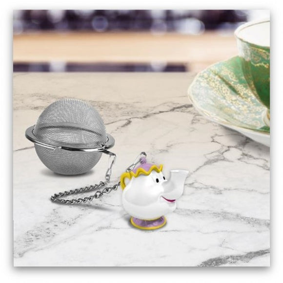 Beauty And The Beast - Mrs Potts - Tea Infuser