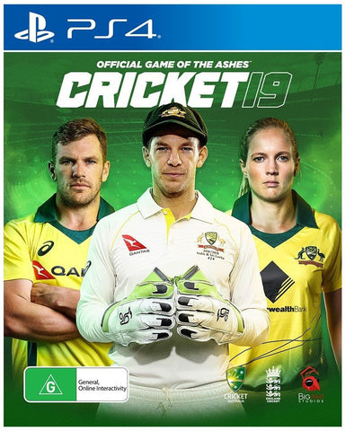 Cricket 19 - Official Game of the Ashes PS4