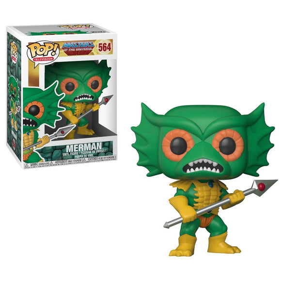 Masters of the Universe - Merman Pop! Vinyl