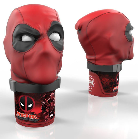 Bottlepops Marvel Dead Pool Talking Bottle Opener