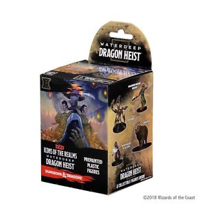 Dungeons & Dragons - Icons Of The Realms Waterdeep Dragon Heist Figure