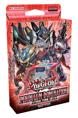 Yugioh - Pendulum Domination Structure Deck