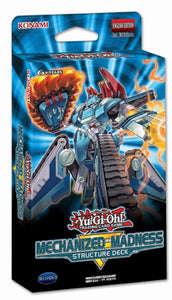 *Pre-order* Yugioh - Mechanized Madness Structure Deck (16th April)