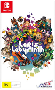 Lapis X Labyrinth X Limited Edition SWITCH