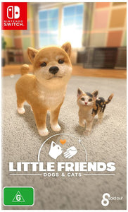 Little Friends: Dogs & Cats SWITCH