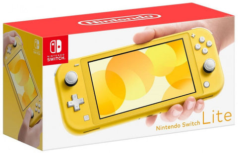 *Pre-order* Nintendo Switch Lite Console (Sept 20th)