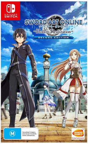 Sword Art Online: Hollow Realization - Deluxe Edition SWITCH