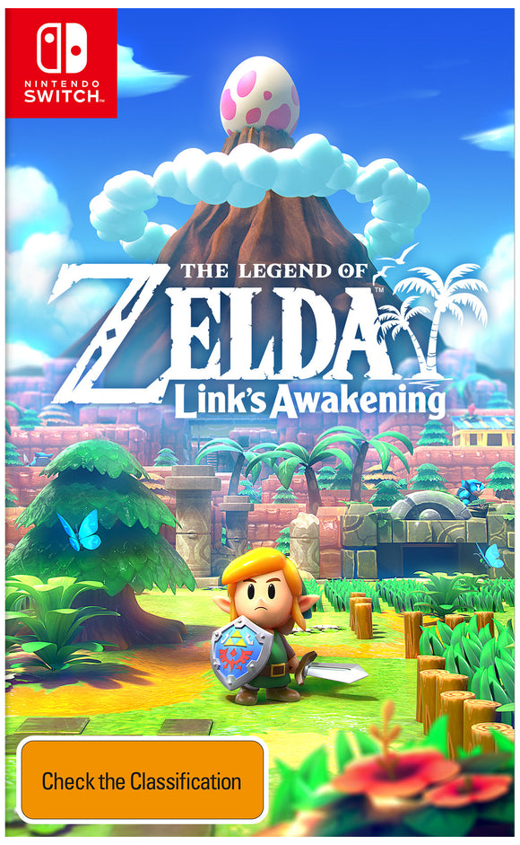 The Legend of Zelda: Link's Awakening SWITCH