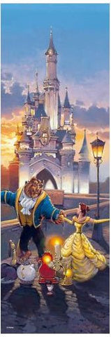 *Pre-order* Tenyo Beauty & the Beast Sunset Waltz 456 Pc Puzzle (ETA July)