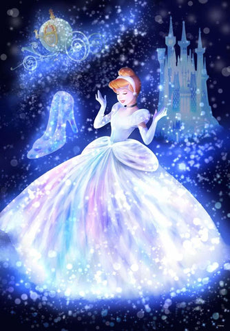 *Pre-order* Tenyo Cinderella Wrapped in Magic Light 1000 pc puzzle (ETA November)