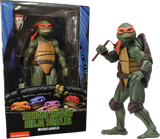 "Teenage Mutant Ninja Turtles (1990) - Michelangelo 7"" Action Figure"