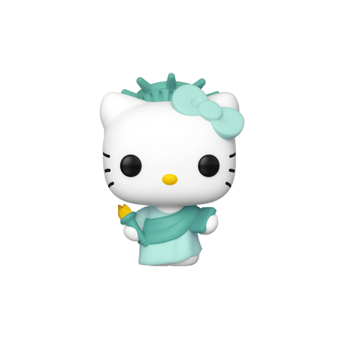 Hello Kitty - Lady Liberty ANNIV NYCC 2019 Exclusive Pop! Vinyl