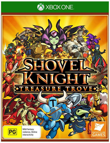*Pre-order* Shovel Knight: Treasure Trove XB1
