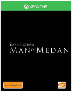 The Dark Pictures - Man Of Medan XB1