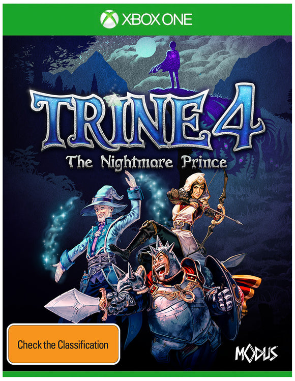 Trine 4 - The Nightmare Prince XB1