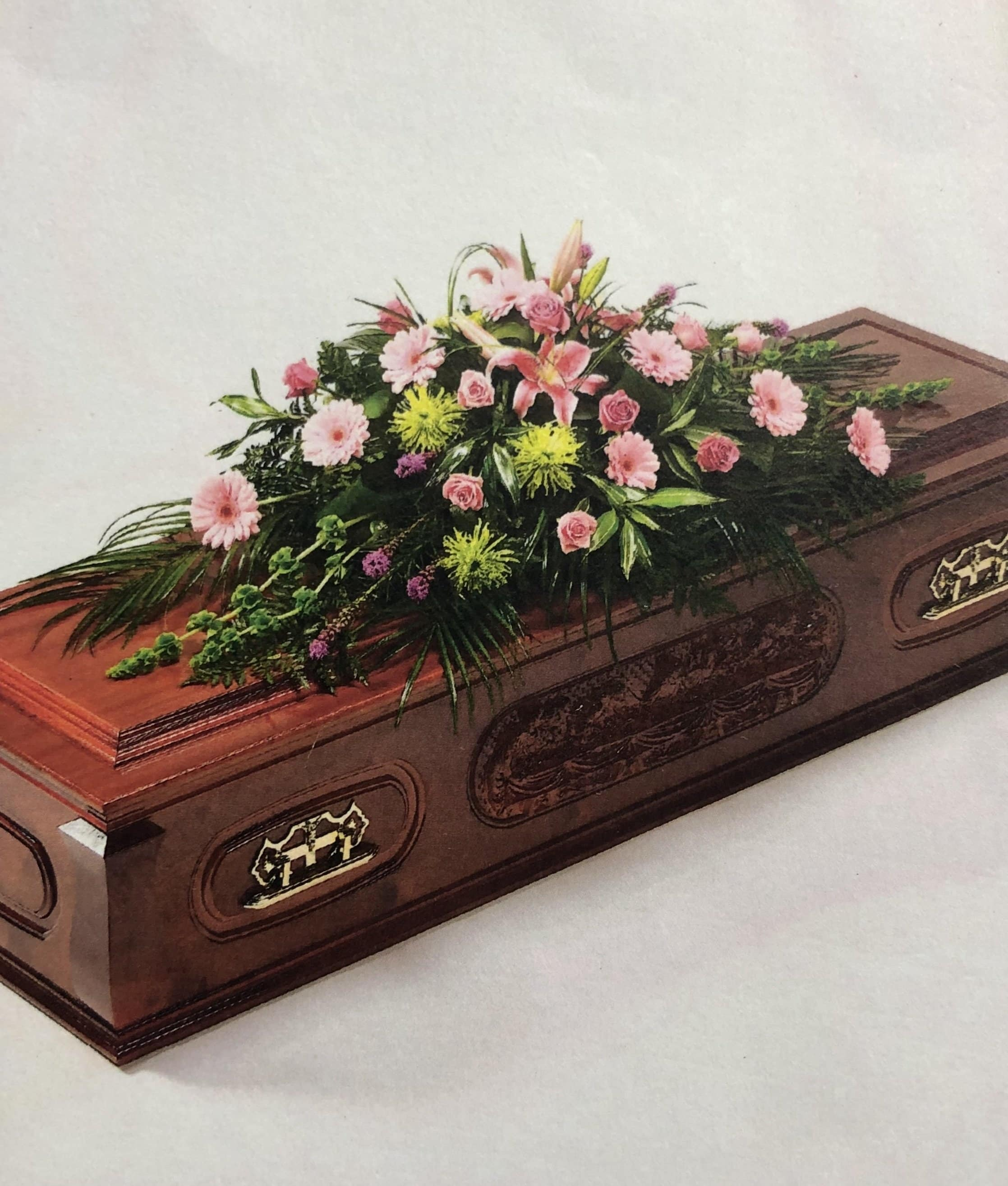 Classic Selection Casket Spray