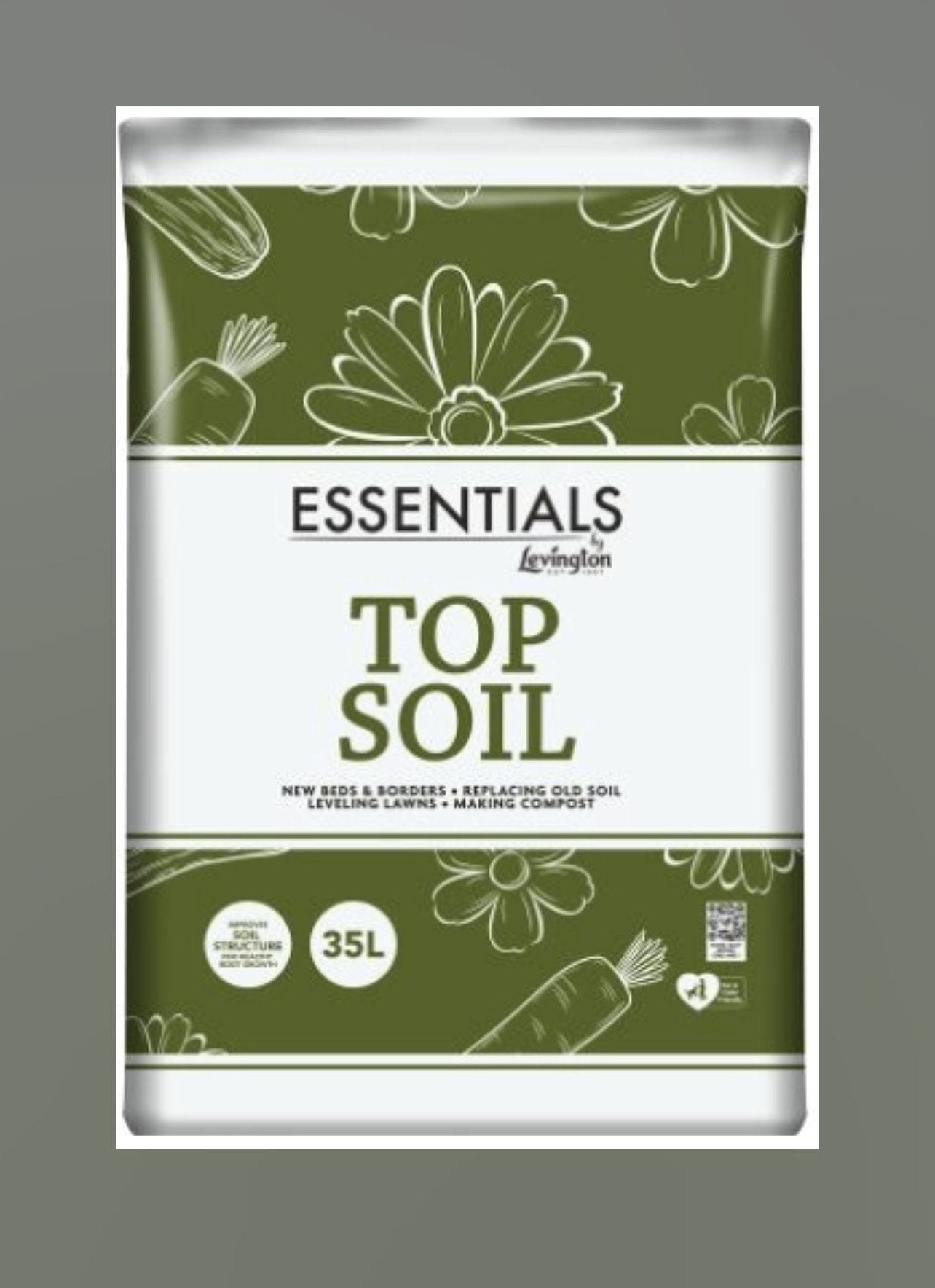 Levington Top Soil 35 Litre