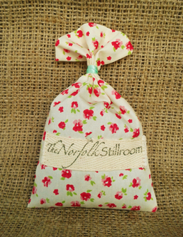 Just Lavender Wardrobe Sachet - Summer Flowers
