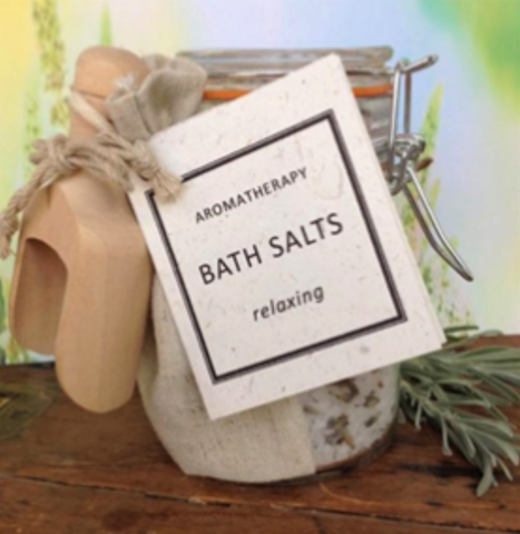 Bath Salts - Aromatherapy