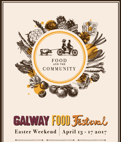 Galway Food Festival Events- 14th-16th April