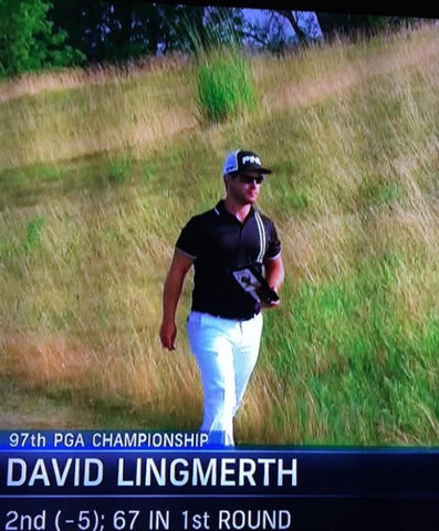 PGA Tour David Lingmerth Kingmade Jerky