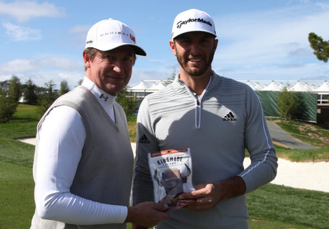 Dustin Johnson Wayne Gretzky Kingmade Jerky