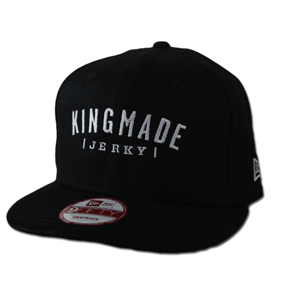 "Kingmade Jerky Hat - New Era ""9-Fifty"" Snapback Hat - Kingmade Jerky  - 1"