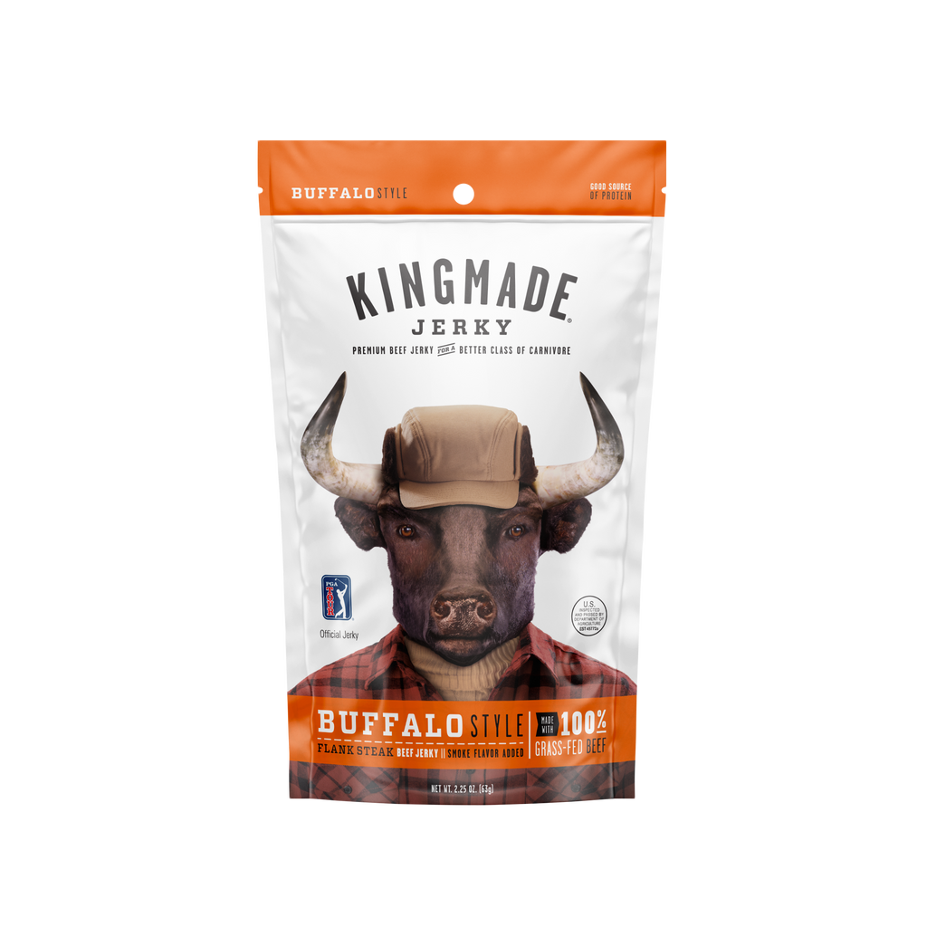 Buffalo Style - 3 pack of 2.25oz bags