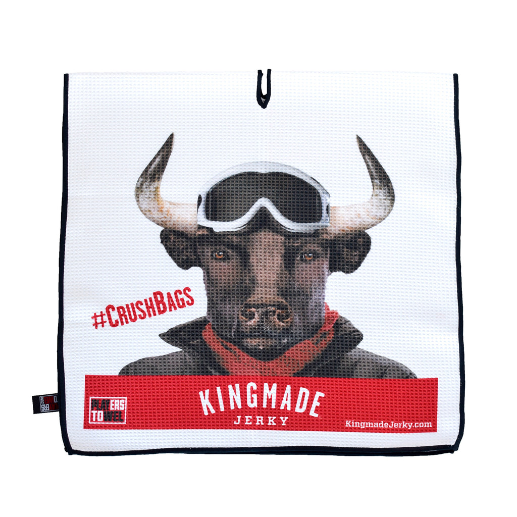 Kingmade Jerky Players Towel - Clyde