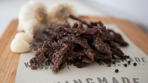 Classic Recipe - 1 Pound Bag - Kingmade Jerky  - 2