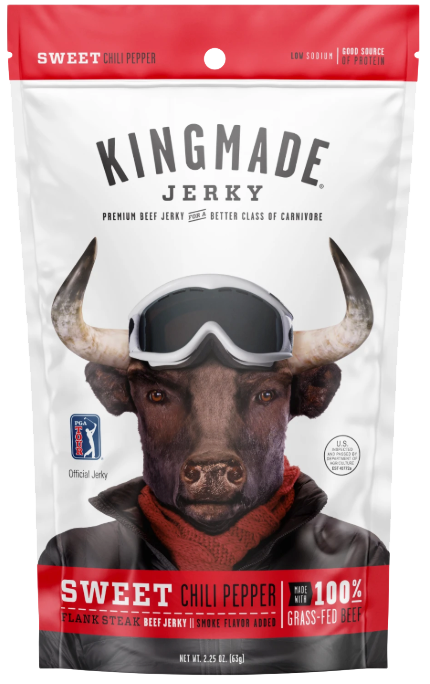 Sweet Chili Kingmade Jerky