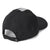 Reflective Panel Cap - Black