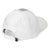 Reflective Panel Cap - White