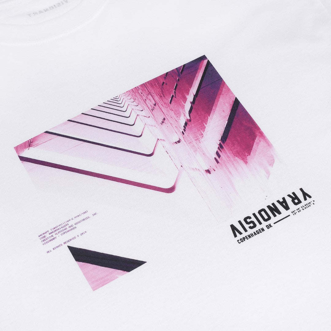 UNTITLED_2 T-Shirt - White