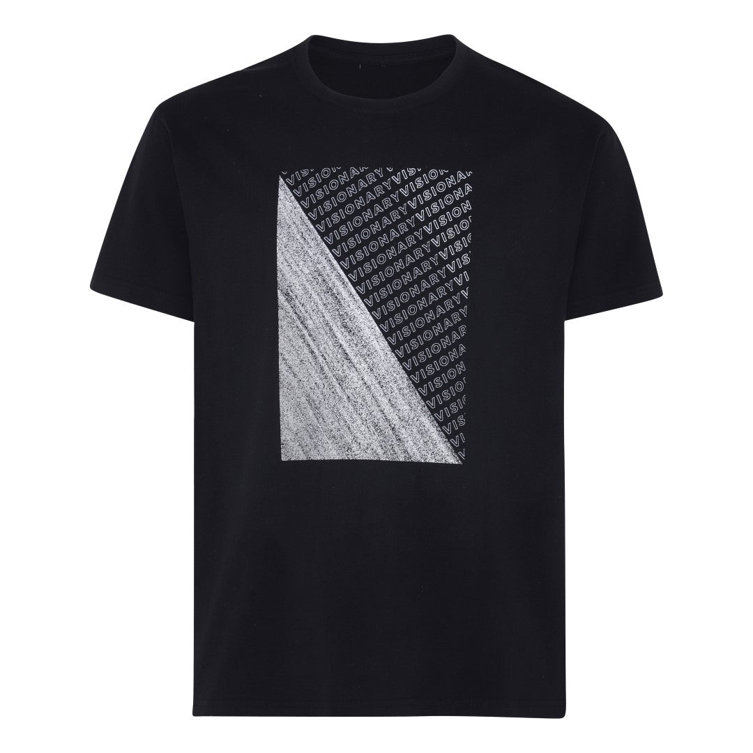 Broadcast T-Shirt - Black