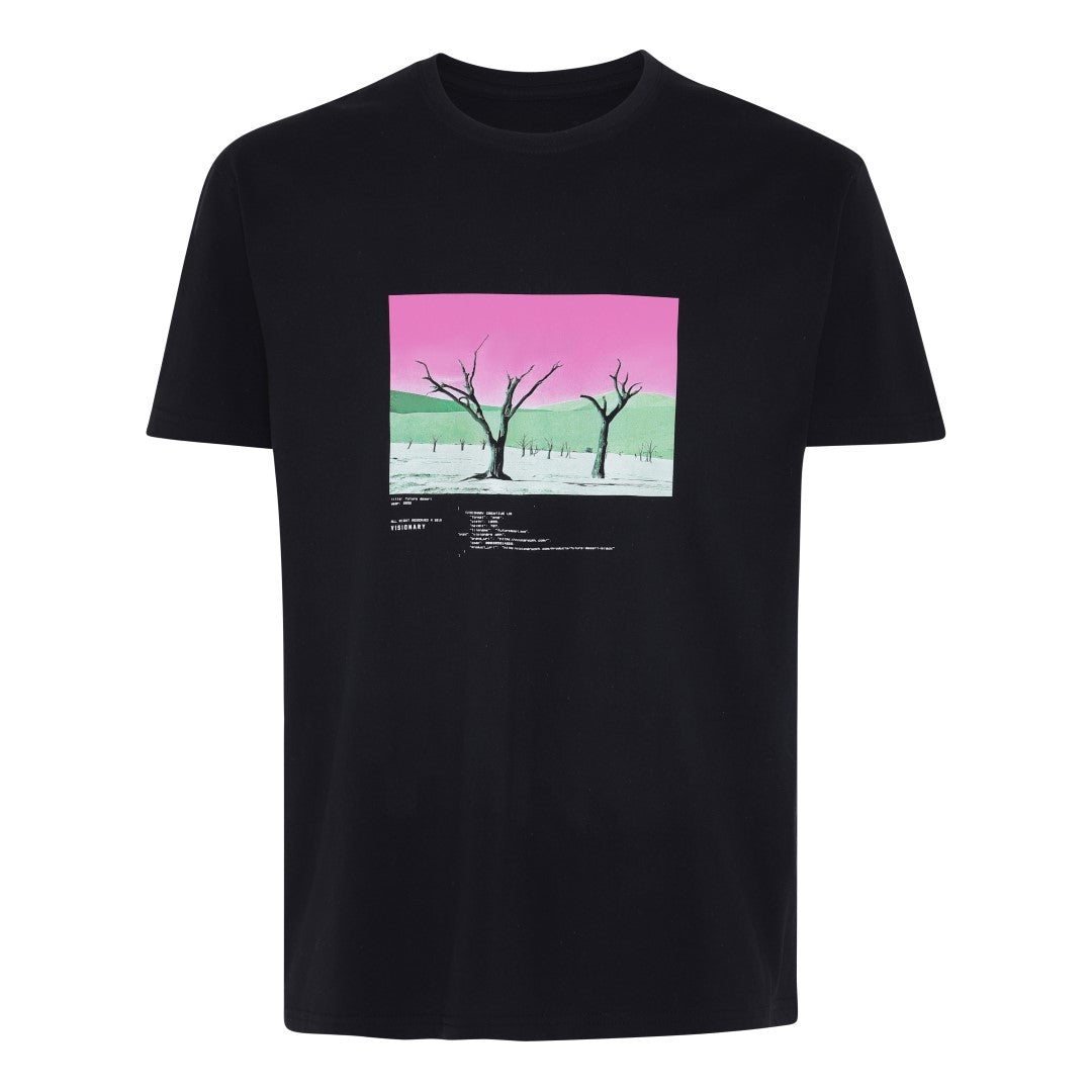 Future Desert T-Shirt - Black