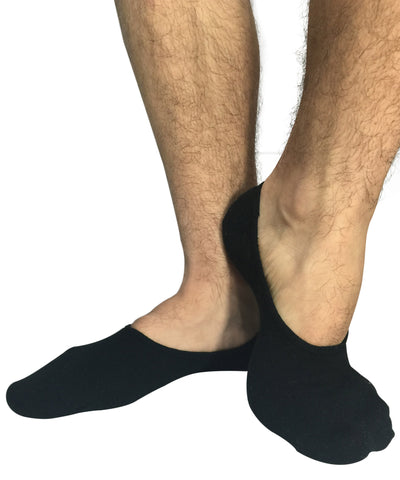 black no show socks by StomperJoe