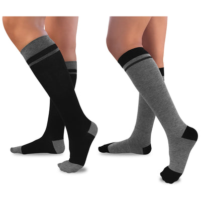 Super Soft 15-20 hhmg compression socks for men and women