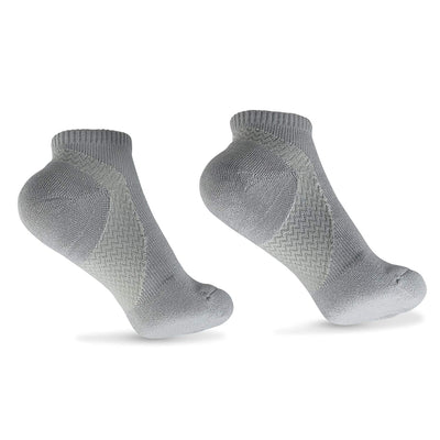 Ankle compression socks by Stomperjoe Gray