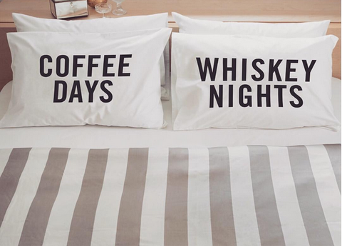 Coffee Days - Whiskey Nights