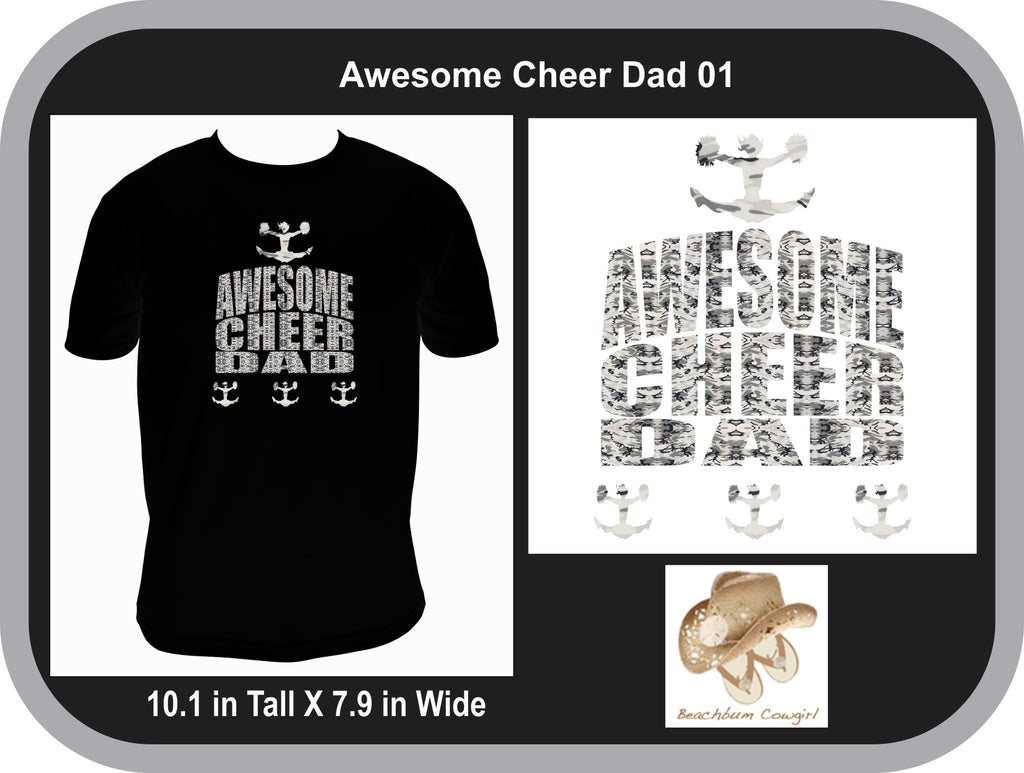 Awesome Cheer Dad 001